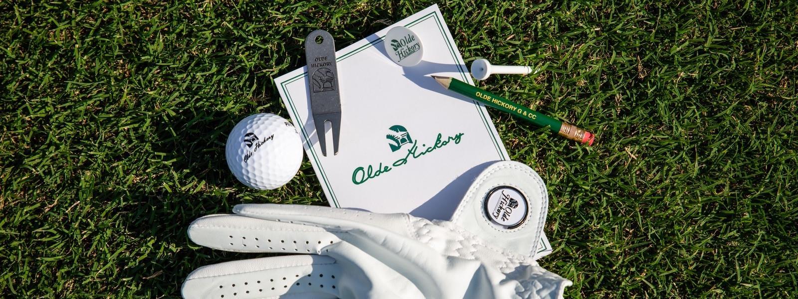 Scorecard Olde Hickory Golf Country Club